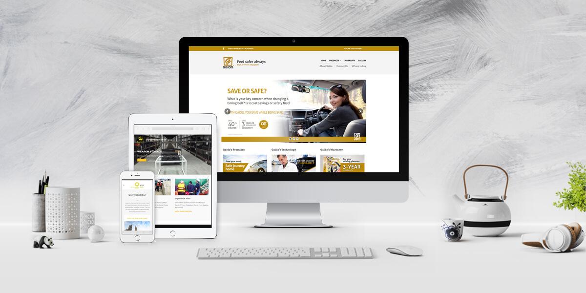 malaysia website design service