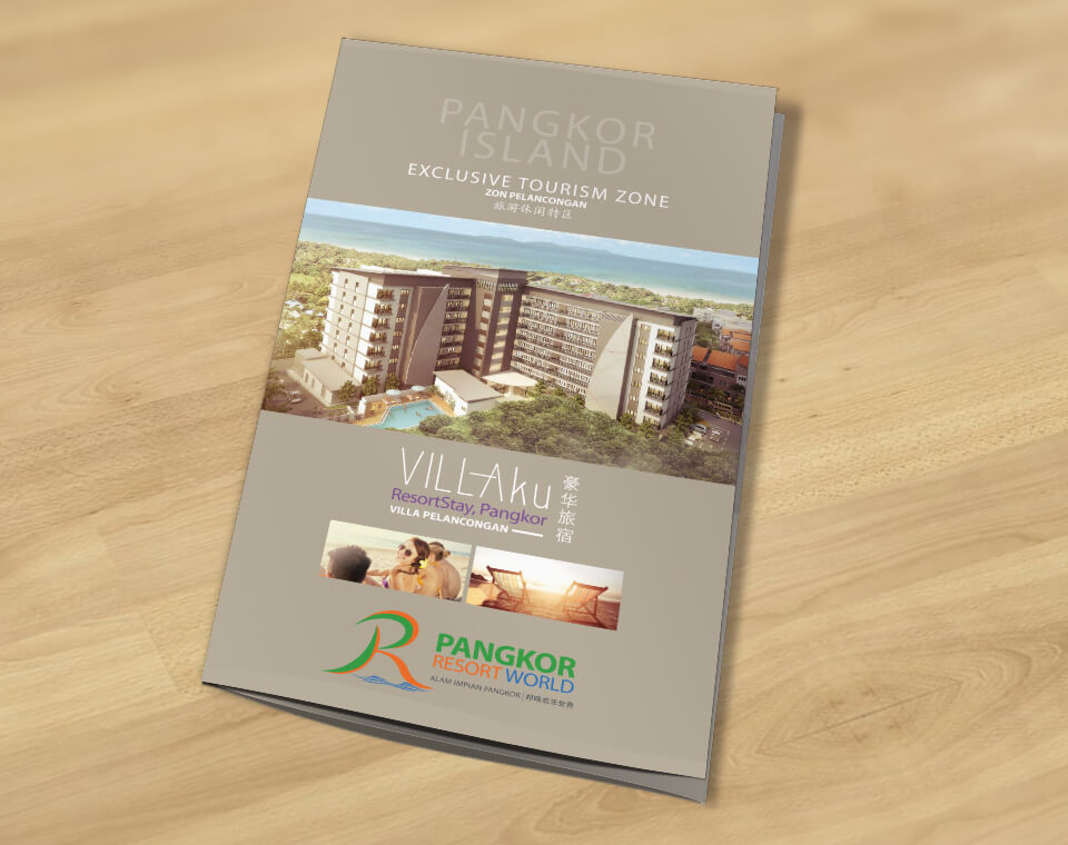 property brochure design malaysia