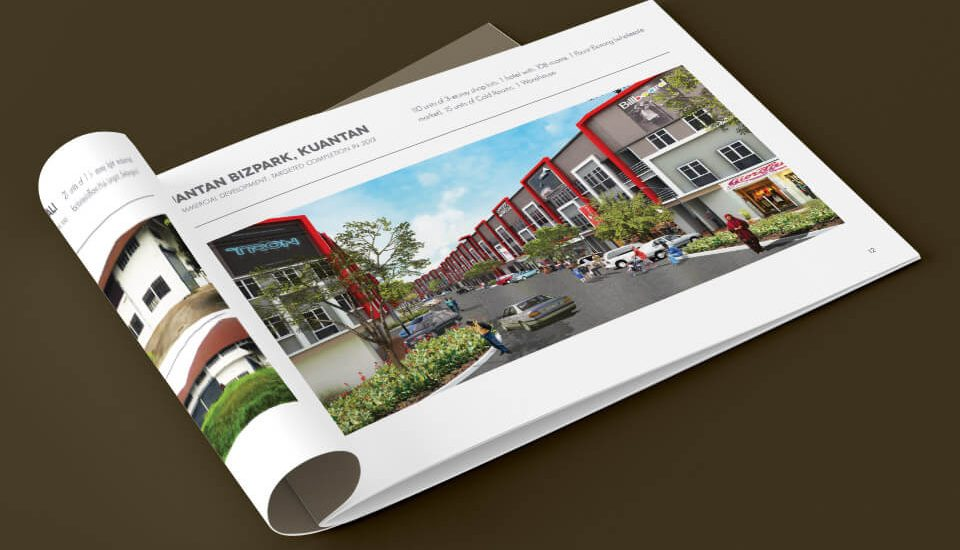 chl-brochure and company profile design