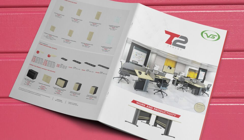 VS Office T2 Series office furniture design